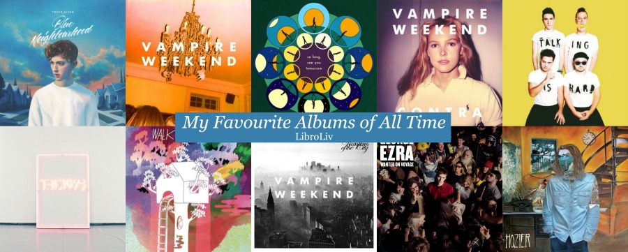 my favourite albums of all time